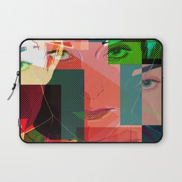 Eyes Pop art Laptop Sleeve