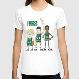 The Big Three T-shirt