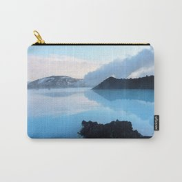 Blue Lagoon, Iceland Carry-All Pouch