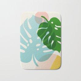 Abstraction_PLANTS_01 Bath Mat
