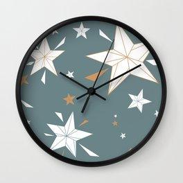 Christmas Wall Clock