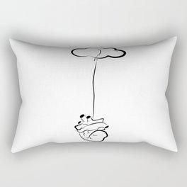 HEART FLY Rectangular Pillow