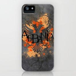 albania  iPhone Case