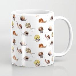 Snail party Coffee Mug