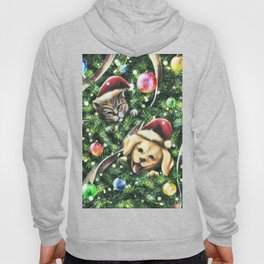 Caught in Evergreen Hoody