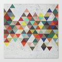 Colorful Triangles by dizzymoments