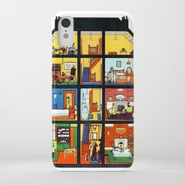 Vintage Doll House iPhone Case