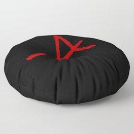 A Floor Pillow