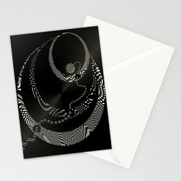 Mind Escaping Control Stationery Cards