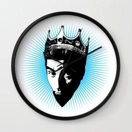 King Moreno (Light Tees) Wall Clock