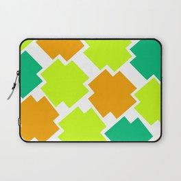 GRAPHIC SQUARES Laptop Sleeve