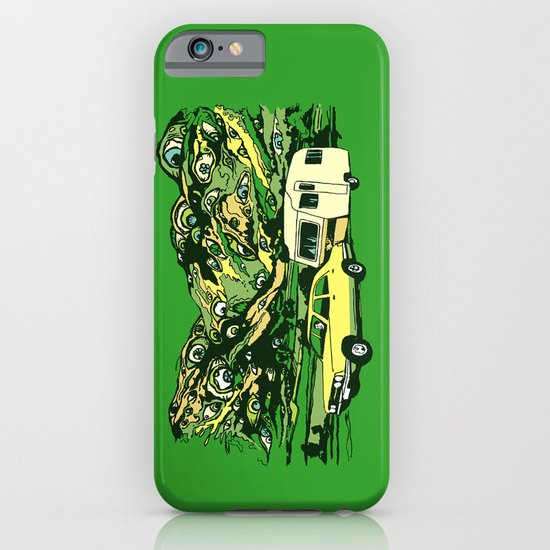 The hills have eyes iPhone & iPod Case