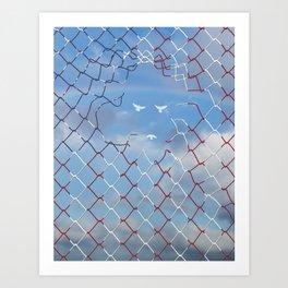 Hope. Art Print