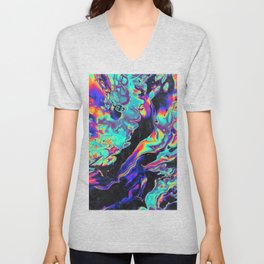 LEAVE WITH ME Unisex V-Neck