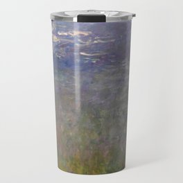 Monet, Water Lilies, 1915-1926 Travel Mug