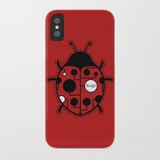bugs Slim Case iPhone X