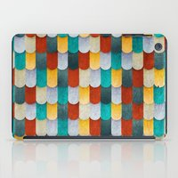 mermaid iPad Cases featuring Mermaid by Diogo Verissimo