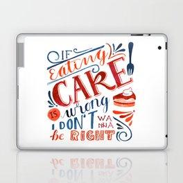 Cake Quote | Gilmore Girls Laptop & iPad Skin