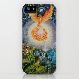 Landscape of the Soul iPhone Case
