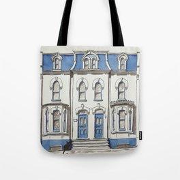 Victorian Villa Toronto Tote Bag