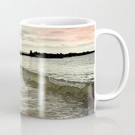 Sunset Crashing Coffee Mug