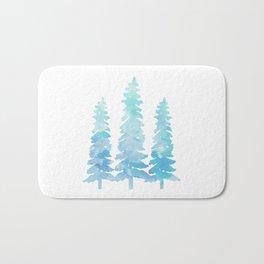 Tahoe Trees  Bath Mat