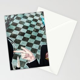 Ao no Exorcist Stationery Cards