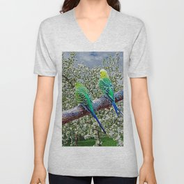 Birdies Unisex V-Neck