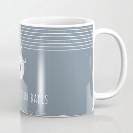 Foul Mouth :: I'll Jingle Your Balls Coffee Mug