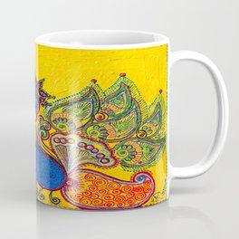 The Dance Of A Prince Coffee Mug