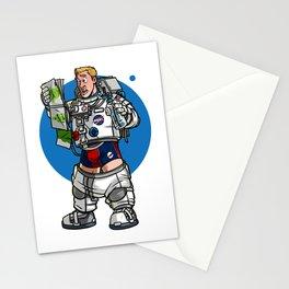 Chuck Baker Stationery Cards