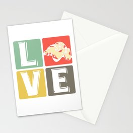 Sloth - love Stationery Cards