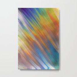 Colors of fire Metal Print
