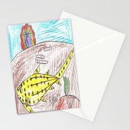 Zebra Shark Stationery Cards