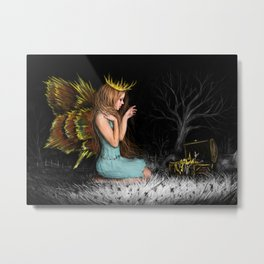 Treasures in the Dark Metal Print