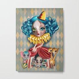 Penelope's Imaginarium Metal Print