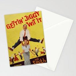 Jiggy Stationery Cards