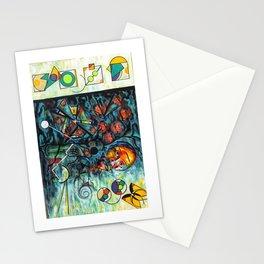 VIRUS-19 Stationery Cards