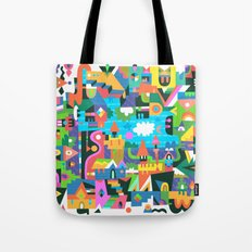 Neighbourhood 2 Tote Bag