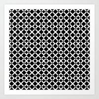 the xx Art Prints featuring XX by NENE W