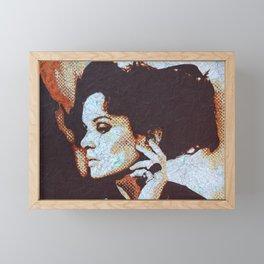May Framed Mini Art Print