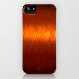 Digital Fire 1 iPhone Case