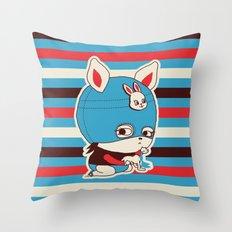 Batisminho Throw Pillow