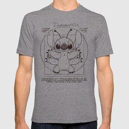 Stitch vitruvien T-shirt