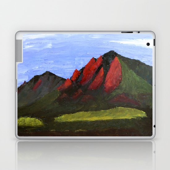 Flatirons Laptop & iPad Skin