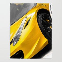 458 Speciale Aperta Poster