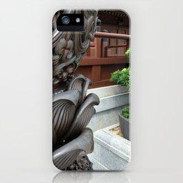 Serene Moment iPhone Case