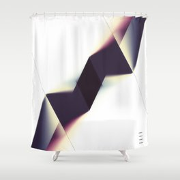 Summulae Shower Curtain