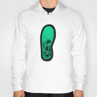 sneaker Hoodies featuring Sneaker Lover by Ric_Hardwood