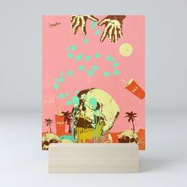 SUMMER SEANCE Mini Art Print